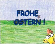 FROHE OSTERN ! - a flip-book by Meike SCHMEER (Germany - 2006) - image 4