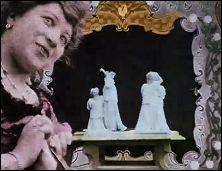 Sculpteur moderne - un film de Segundo de CHOMON - 1908 - image