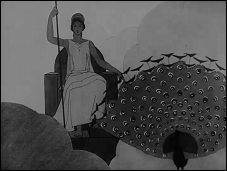 Callisto, la petite nymphe de Diane - un film de André-Edouard MARTY - 1943 - image