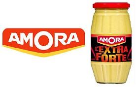Moutarde de Dijon AMORA