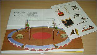 Circus Calder and its characters