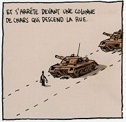 Le massacre de la Place Tienanmen (Guy DELISLE)
