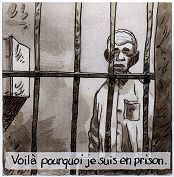 La libération de Nelson MANDELA (KRIS & Thierry MARTIN)