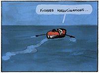 La traversée du Pacifique de Maud FONTENOY (Pierre BAILLY & Denis LAPIERE)