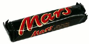 Barre chocolatée MARS®