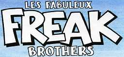 les Freak Brothers