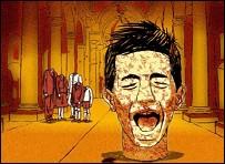 Senza testa - un film d'animation de Michele BERNARDI - image