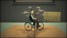Giallo a Milano - an animated film by Sergio BASSO & Lorenzo LATROFA - 2009)