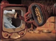Aztrokitifk & Mario Show  - an animated film by Ivan MANUPPELLI & Gianluca Lo PRESTI - 2008