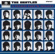 BEATLES Album cover : A Hard day's night (1964)