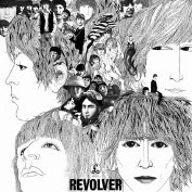 BEATLES Album cover : Revolver (1966)