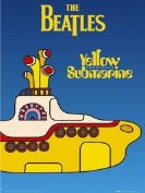 BEATLES Album cover : Yellow Submarine (1969)