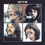 BEATLES Album cover : Let It Be (1969)
