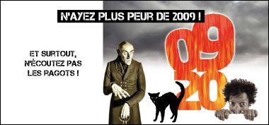 VOEUX 2009 de Pascal FERRARI (France)