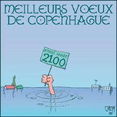 VOEUX 2010 de Philippe CAZA (France)