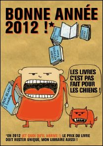 Voeux de l'année 2012 par Paola STEFANI (France)