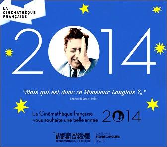 Voeux de l'année 2014 par Elodie IMBEAU (France)
