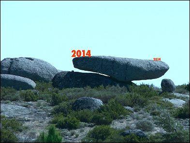 Voeux de l'année 2014 par Lucile BERTRAND & Eckhard KAHLE (Belgique)
