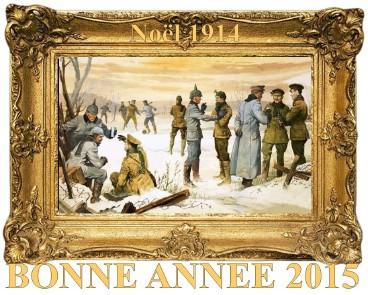 Voeux de l'année 2015 par Michel GASQUI (France)